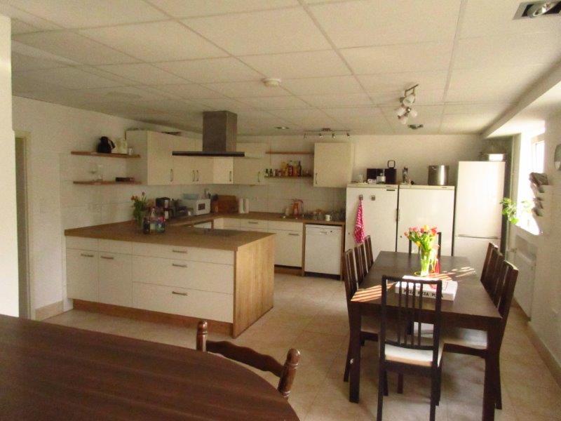 Küche neu 04_2016: Kochen und Sitzen