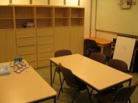 Kleiner Saal, Arbeitsbereich für Gruppen