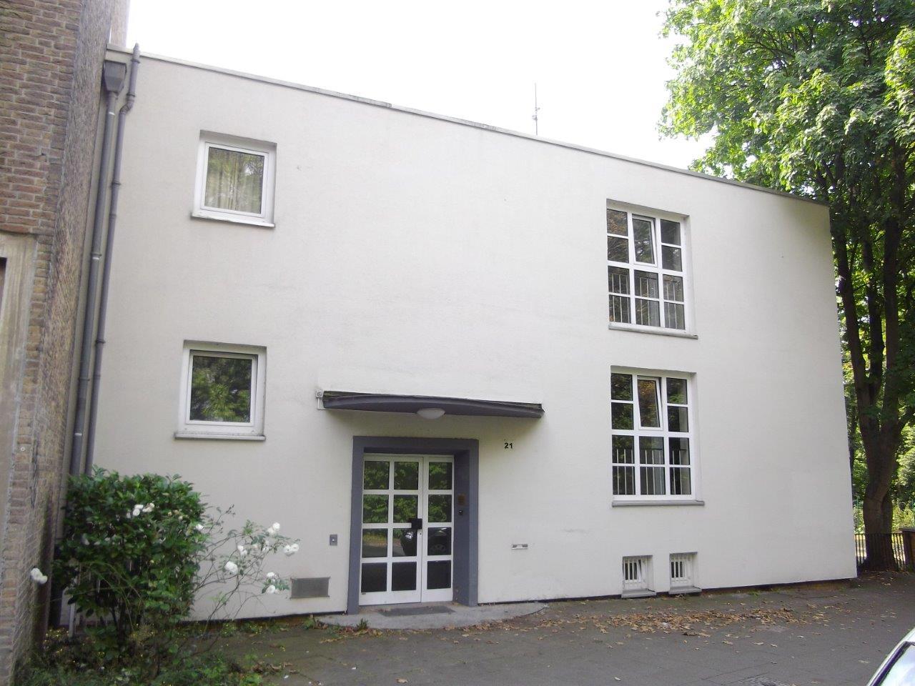 Studentenwohnheim Strassenseite